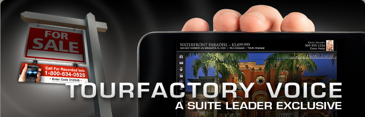 Add Custom Audio to your Listing with TourFactory Voice.