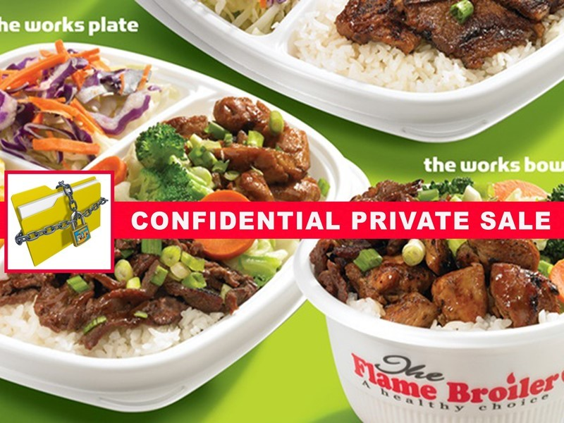 Flame Broiler Orange County!